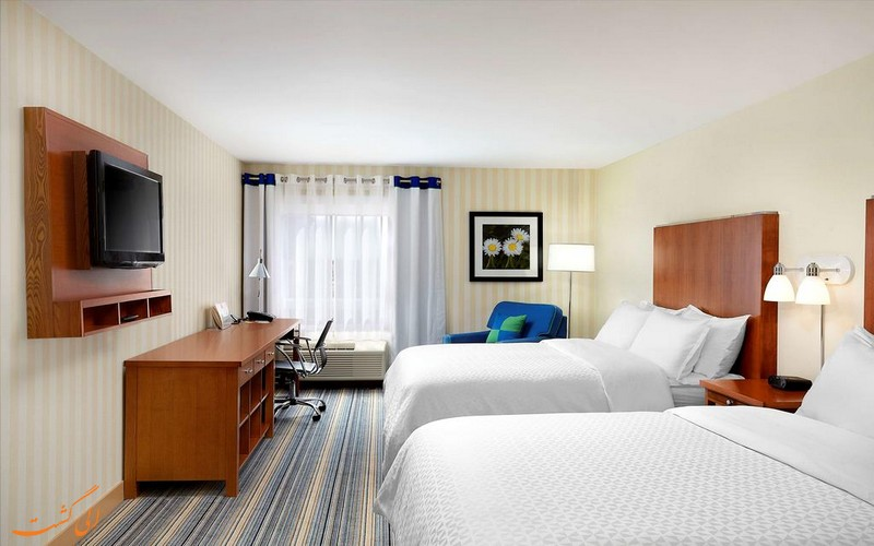 هتل 3 ستاره فور پوینتز ساسکاتون