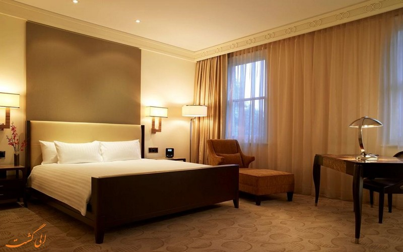 هتل 5 ستاره حیات