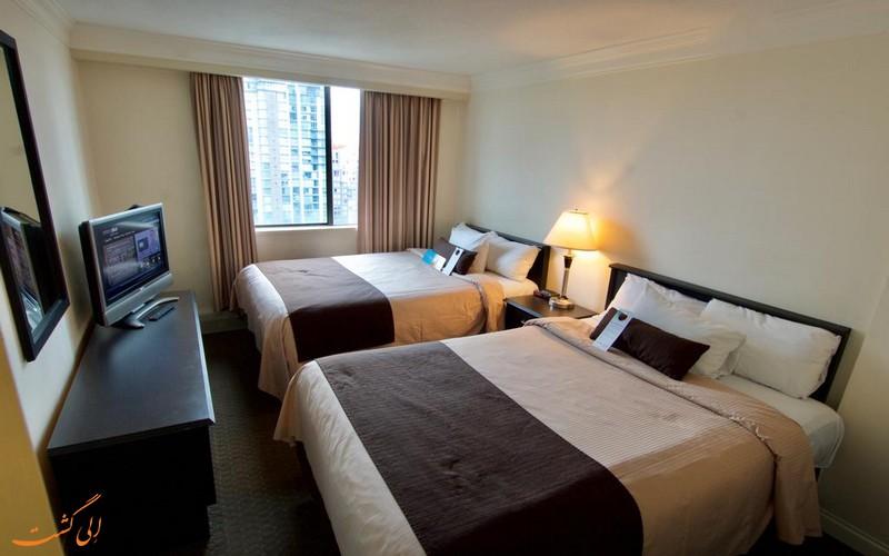 هتل 3 ستاره سنتوری پلازا