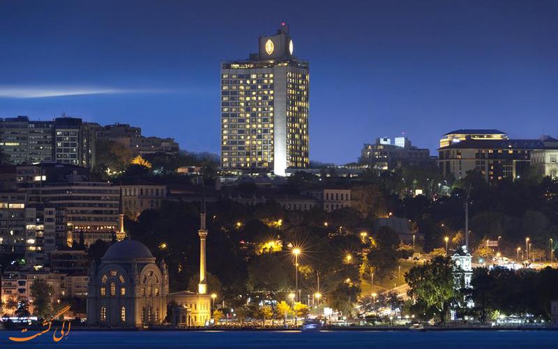 هتل اینترکنتینانتال استانبول