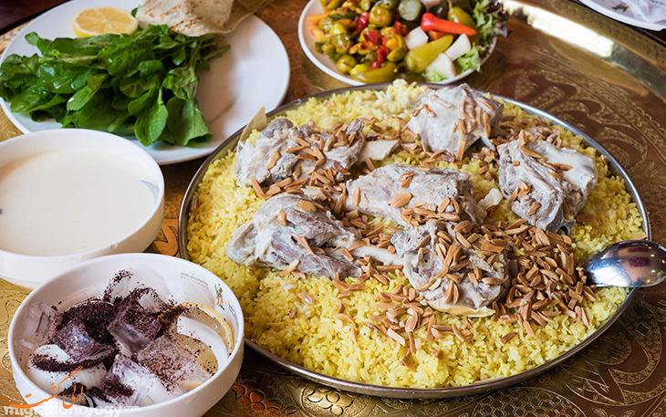 غذاهای محبوب در ترکمن