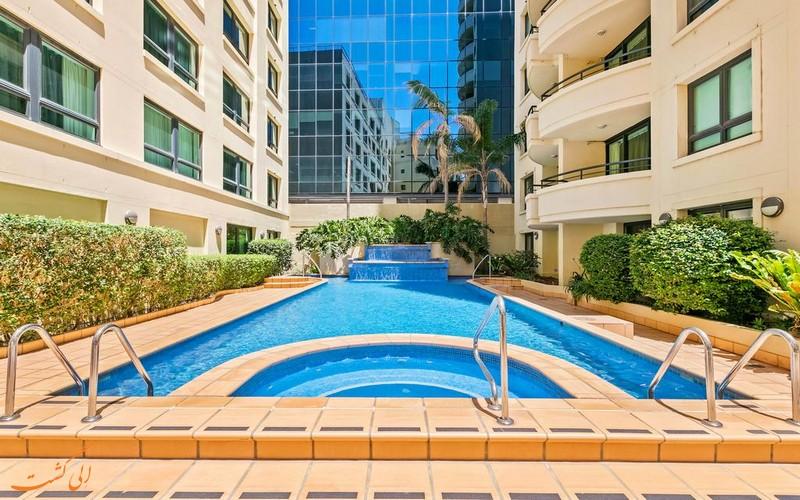 هتل 4 ستاره دمانترا پاراماتا سیدنی
