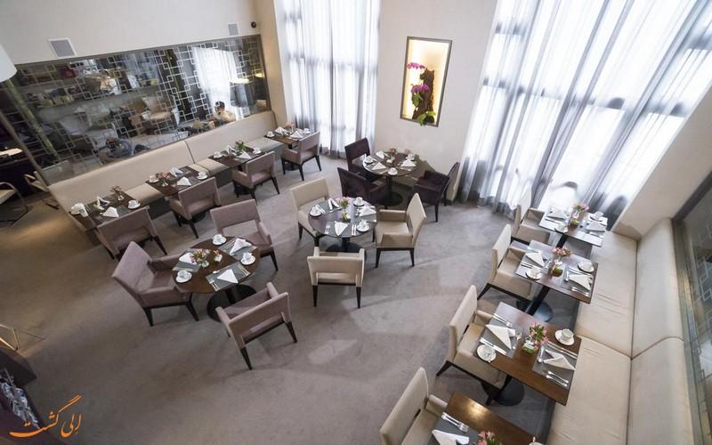 هتل 5 ستاره اینترکانتیننتال سائوپائولو