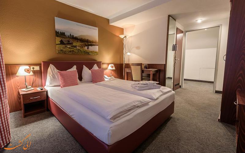 امکانات تفریحی هتل انزیانا وین