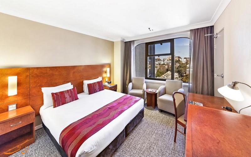 هتل 4 ستاره بلوارد در سیدنی
