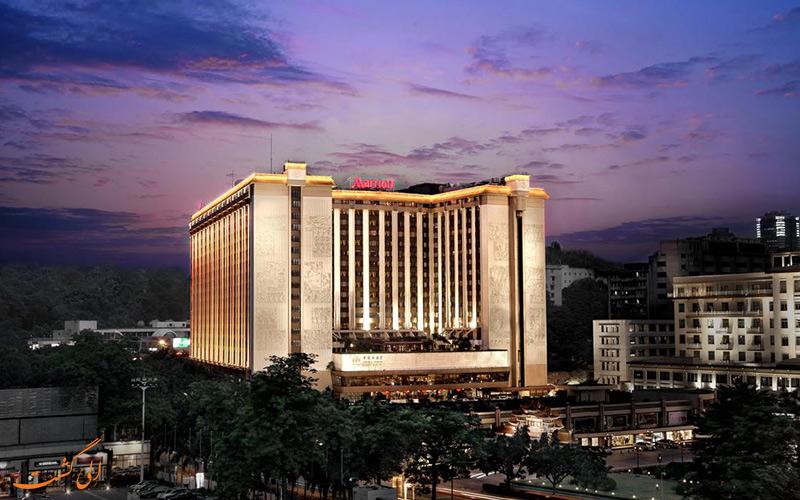 هتل ماریوت گوانجو