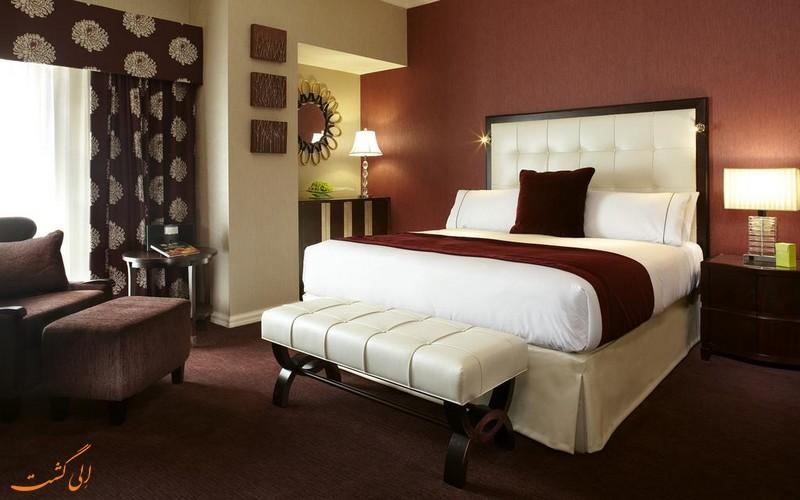 هتل 4 ستاره اینترکانتیننتال در مونترال