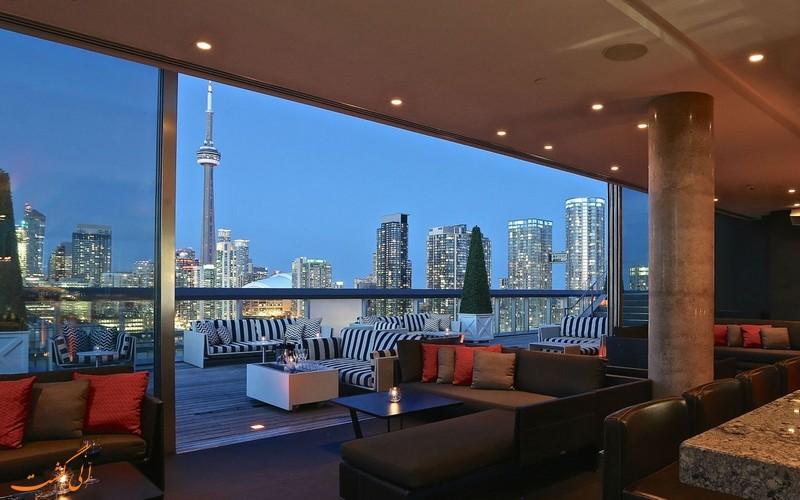هتل تامپسون در تورنتو
