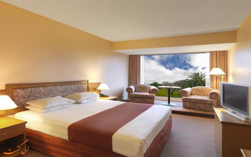 اتاق های هتل بای ویو پارک ملبورن