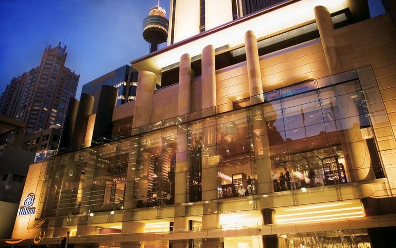 هتل 5 ستاره هیلتون در سیدنی