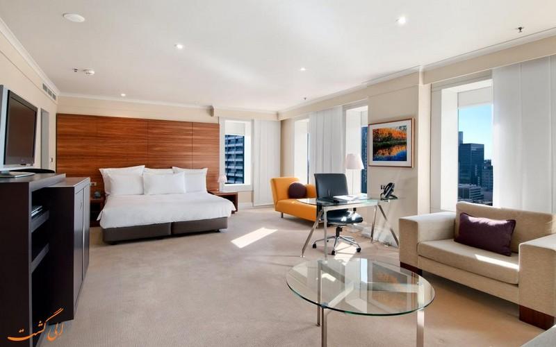 هتل 5 ستاره هیلتون سیدنی