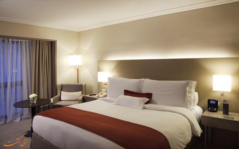 هتل 5 ستاره اینترکانتیننتال