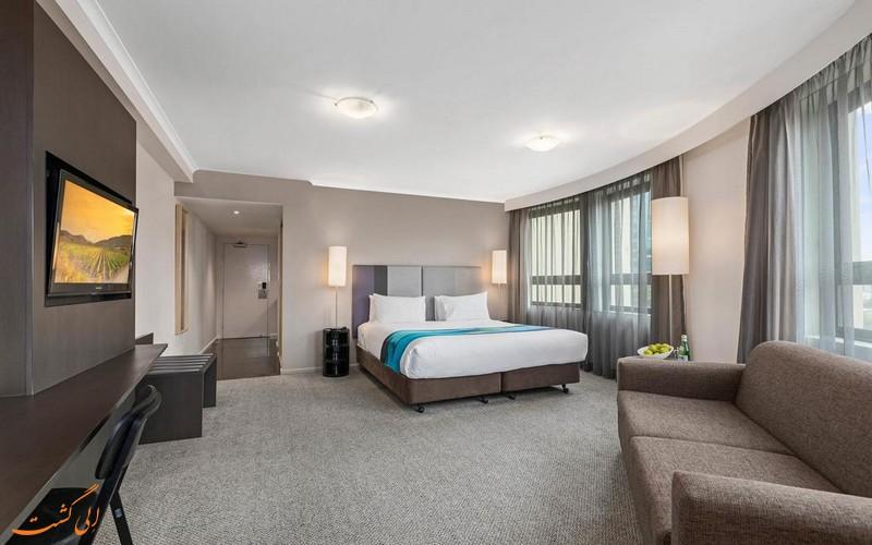 هتل 4 ستاره دمانترا پاراماتا