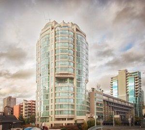 هتل اکسکیوتیو وینتیج پارک ونکوور