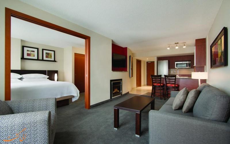 هتل امبسی سوییتز