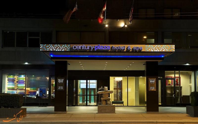 هتل سنتوری پلازا در ونکوور