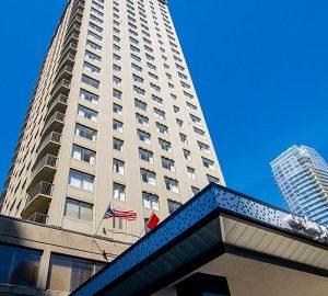 هتل سنتوری پلازا ونکوور
