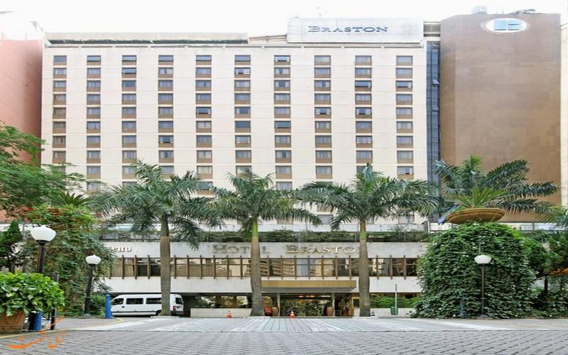 هتل براستون سائوپائولو