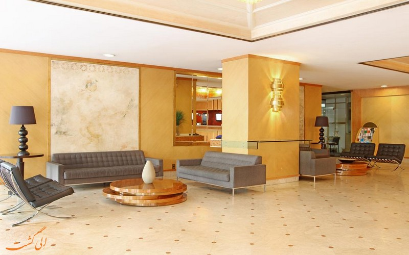 هتل براستون سائوپائولو برزیل