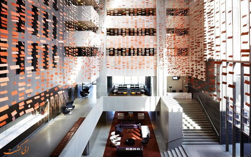 هتل ریلم در کانبرا