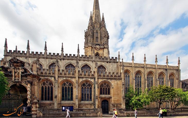 کلیسای سنت ماری در آکسفورد