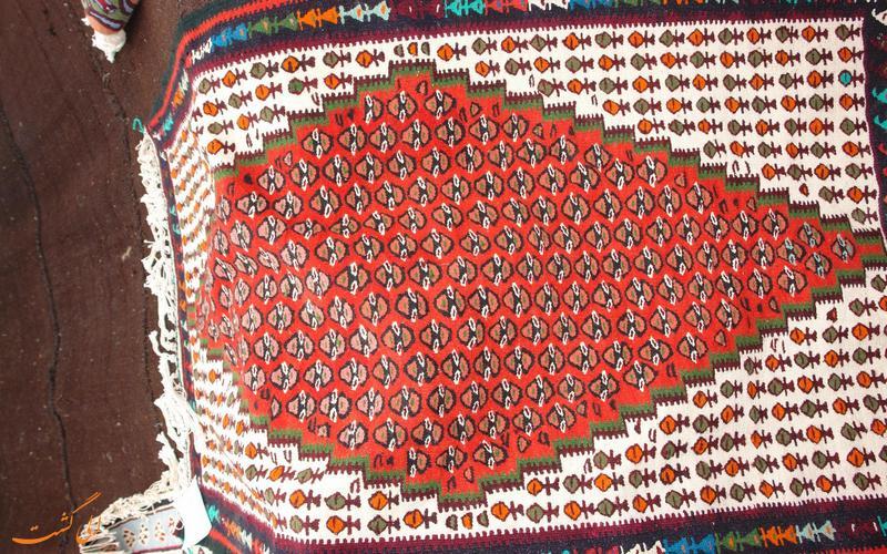 گلیم و قالی کردستان