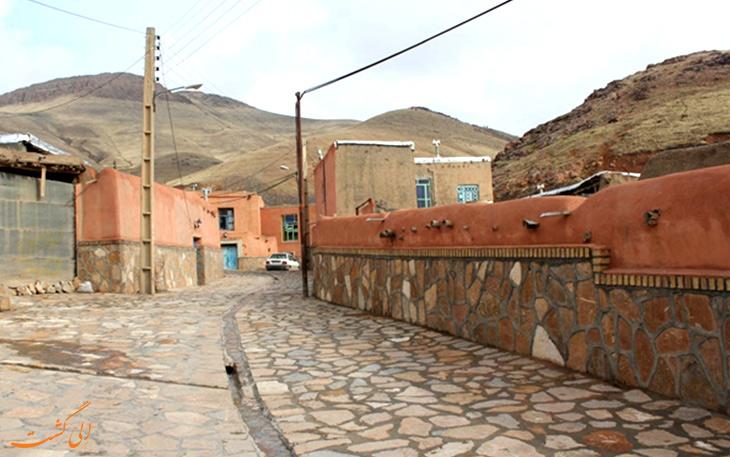 روستای حبشی در اسدآباد همدان