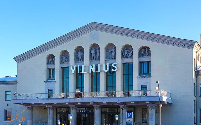 معرفی فرودگاه ویلنیوس در لیتوانی