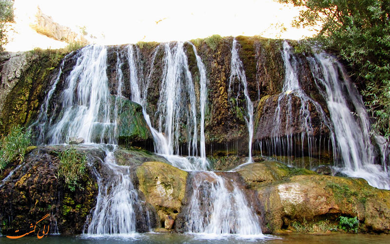 آبشار گریت در خرم آباد