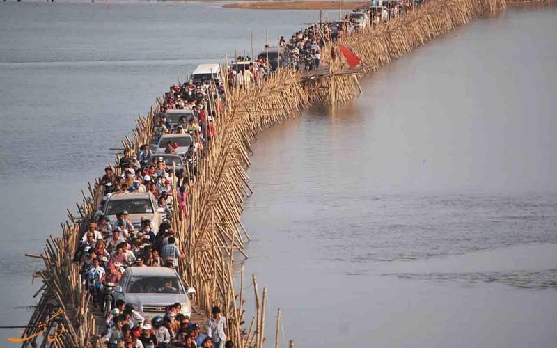 پل وحشتناک بامبو