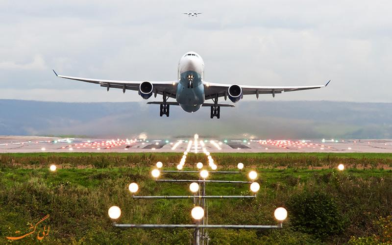 معرفی فرودگاه منچستر