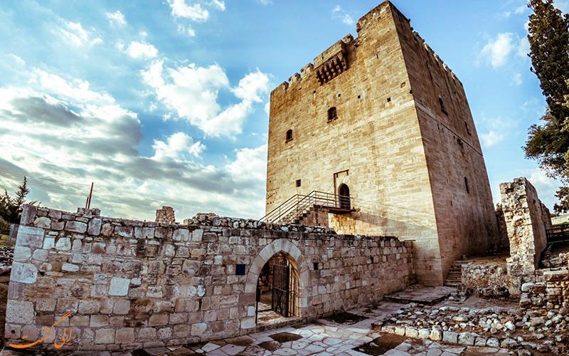 قلعه لیماسول در قبرس