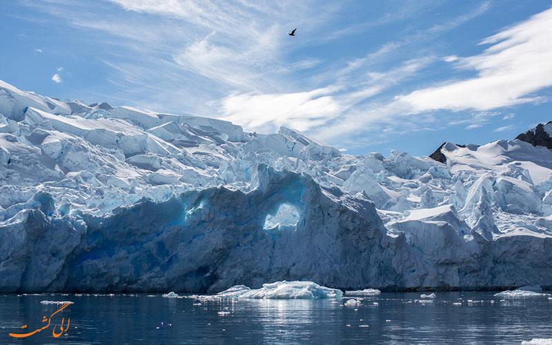 ماجراجویی در قطب جنوب