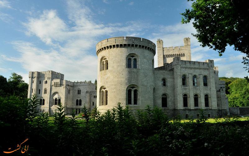 قلعه گوسفورد در ایرلند شمالی