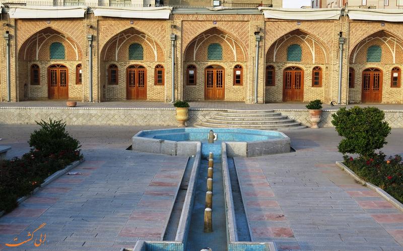 کاروانسرای خانات تهران