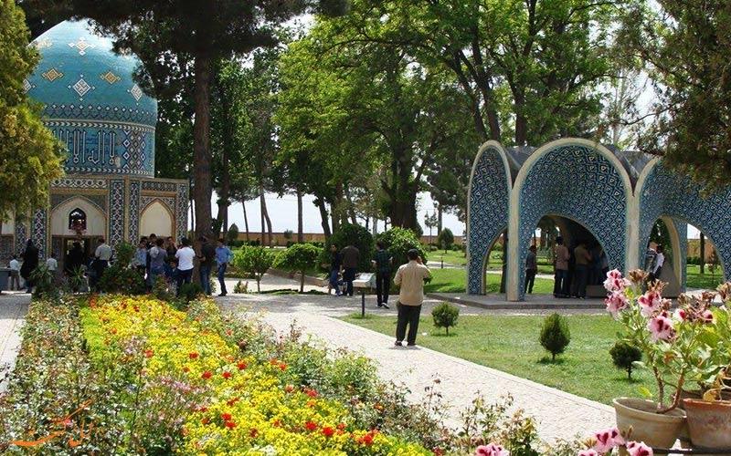 آرامگاه کمال الملک در نیشابور