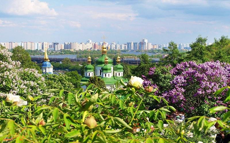 باغ گیاه شناسی کیف