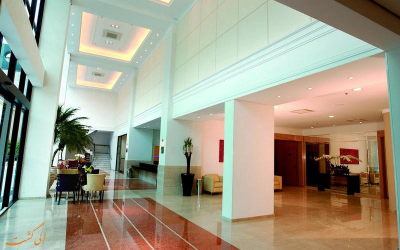 هتل لاز پلازا