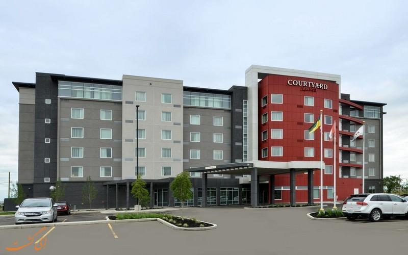هتل کورتیارد مریوت ایرپورت ساسکاتون