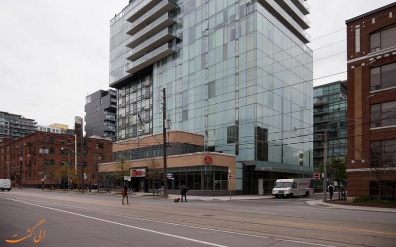 هتل تامپسون تورنتو