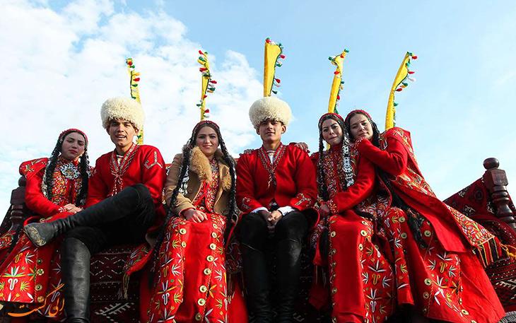 جشنواره های ترکمنستان