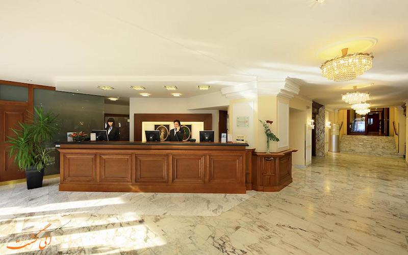 خدمات رفاهی هتل د فرانس وین