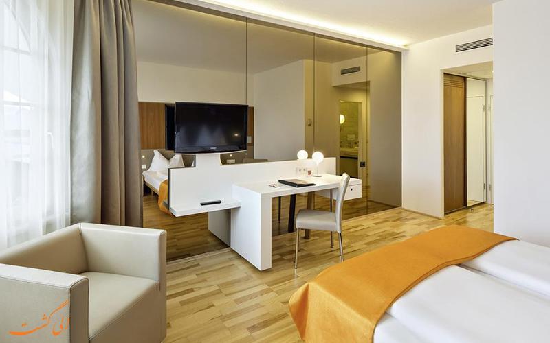 امکانات تفریحی ایونت هتل پیرامید اتریش