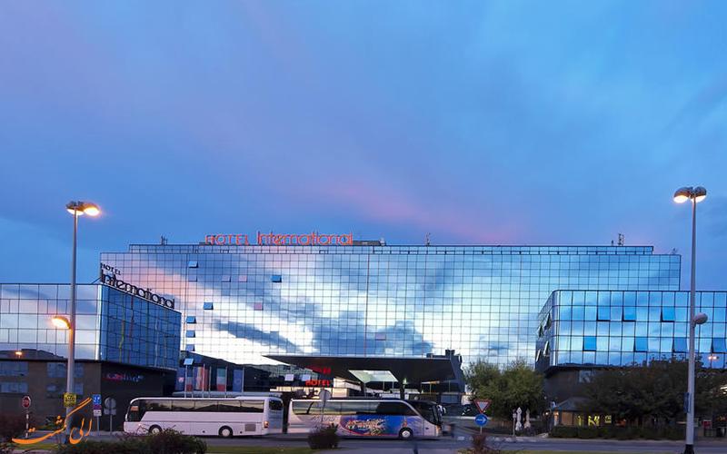 هتل اینترنشنال زاگرب