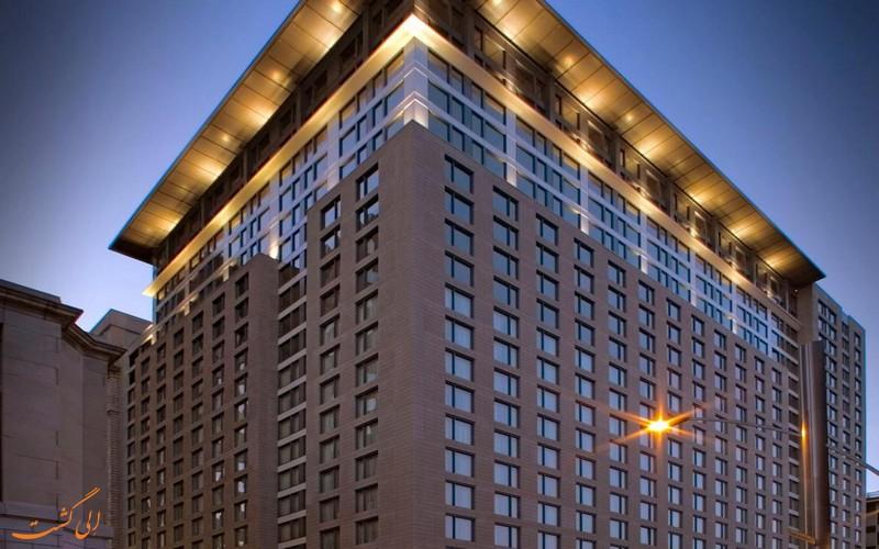 هتل امبسی سوییتز مونترال