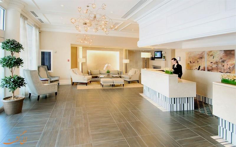هتل 4 ستاره گئورجین کورت در ونکوور