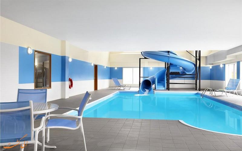 هتل فور پوینتز ساسکاتون