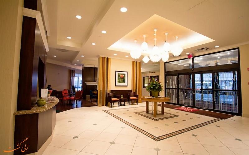 هتل هیلتون ساسکاتون کانادا
