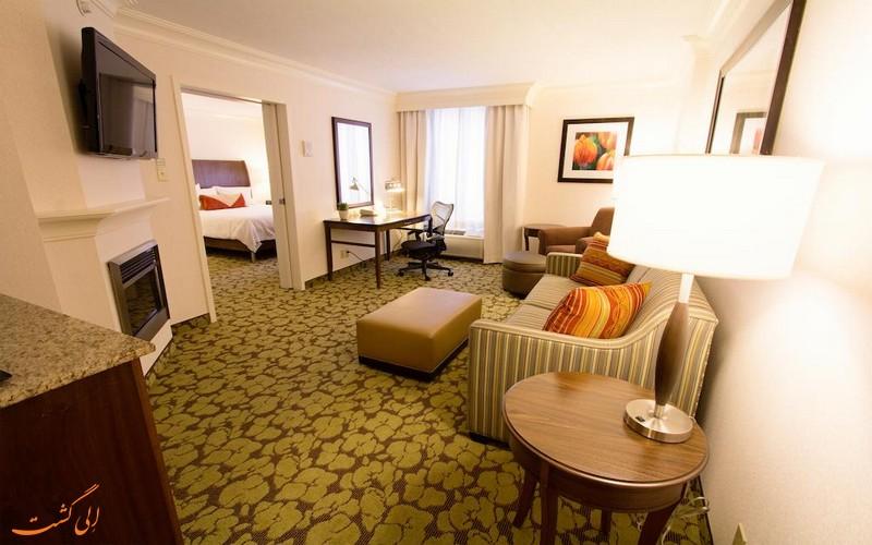 هتل هیلتون ساسکاتون در کانادا