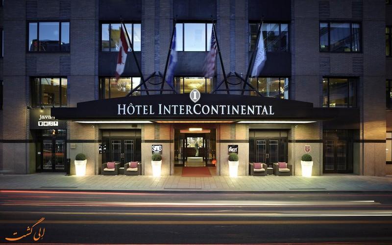 هتل اینترکانتیننتال در مونترال